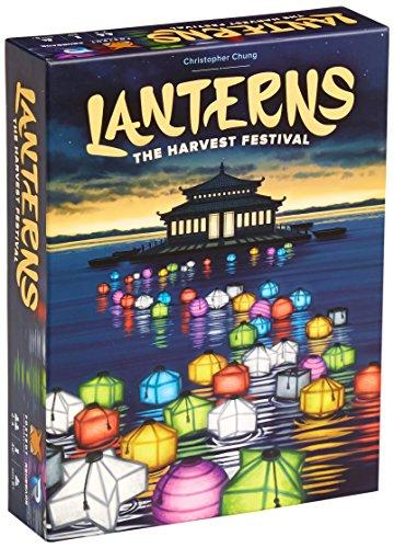 Renegade Game Studios RGS00502 - Brettspiel 'Lanterns: The Harvest Festival'