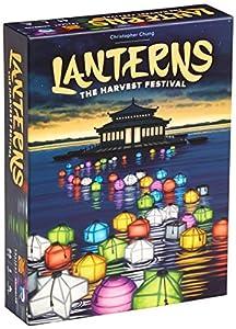 Renegade Game Studios RGS00502 Lanterns: The Harvest Festival - Juego de Mesa (Contenido en alemán)