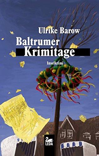 Barow, Ulrike: Baltrumer Krimitage