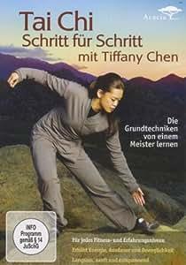 Tai Chi Schritt für Schritt mit Tiffany Chen