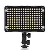 Aputure Videoleuchte 160 LEDs Amaran AL-H160 LED Video Light CRI 95+ für Canon Nikon Sony DSLR Camcorder