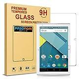 PASONOMI Acer Iconia Tab 10 B3-A40 Protecteur d'écran, Film Protection en Verre Trempé écran protecteur ultra résistant Glass Screen Protector pour Acer Iconia Tab 10 B3-A40 Tablette, Clair