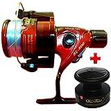 #10: Fishing Spinning Reel Qunhai SL-500, 3Ball Bearing Free Spool