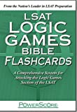 The PowerScore LSAT Logic Games Bible Flashcards (Powerscore Test Preparation) Crds by Powerscore Test Preparation (2008) Cards