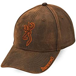 Browning Casquette Rhino Brune et Rouge