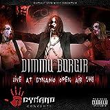 Anklicken zum Vergrößeren: Dimmu borgir - Live at Dynamo Open Air 1998 (Audio CD)
