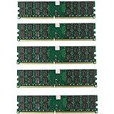 Tutoy 5 Pcs 4GB DDR2 800Mhz Pc2-6400 240 Stifte Schreibtisch Pc Gedächtnis Amd Hauptplatine