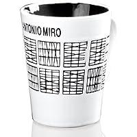 Antonio Miró Taza Mildu blanco