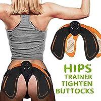 Moonssy EMS Electroestimulador Gluteos - EMS Hips Trainer Entrenador de Cadera Hip para la Cadera Mujer Inteligente Hip Instructor Muscular