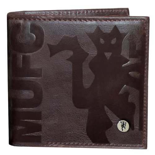 Manchester United F.C. Luxury Lined Wallet 880 Manchester United Fashion