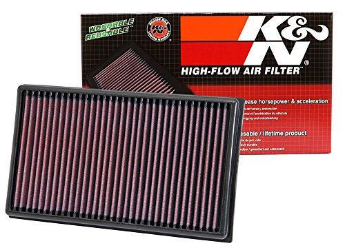 K&N 33-3005 Tauschluftfilter Test
