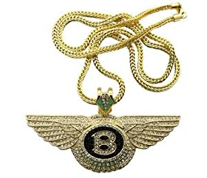 Bentley Pendentif L'or