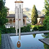 #8: TIED RIBBONS Hanging Wind Chimes Bell for Patio, Office, Indoor, Outdoor, Balcony, Home(74 cm X 11 cm)