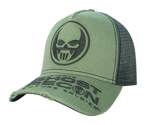 Preisvergleich Produktbild Ghost Recon - Mesh Trucker - Light Green/Grey