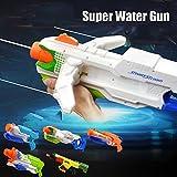 Yool Große Super Hochdruck Wasserpistole, Leistungsstarke Wasserpistole Spielzeug Strand Schwimmen Sommer Spielzeug Wasserpistole Range Far Outdoor Spielzeug,A