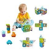 Centre Activité Bébé Jouets pour enfant 1-4 ans - 9 en 1 Formes à Trier et à Empiler Multi-fonctions pour Bébé avec Musique et Forme Légère Trieur Toys for Toddlers Jouet Educatif Cadeau Enfant 1 an