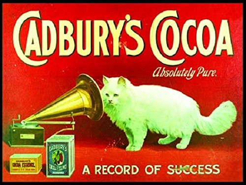 cadburys-cocoa-absolutely-pure-a-record-of-success-mini-metal-wall-sign