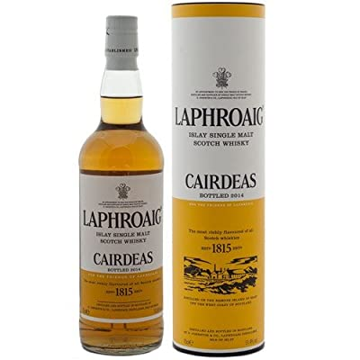 Laphroaig Cairdeas 2014 Edition Single Malt Whisky