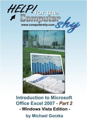 Preisvergleich Produktbild Introduction to Microsoft Office Excel 2007 - Part 2