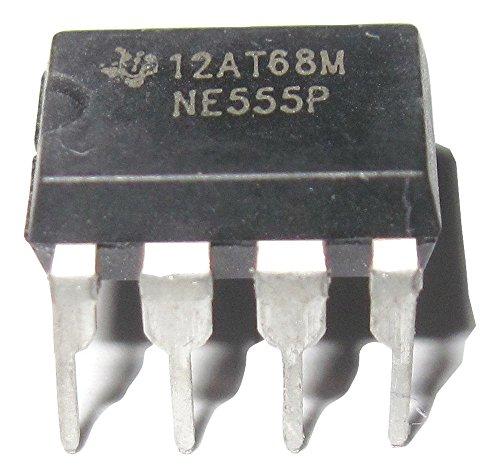 NE555 Timer IC 10 pack