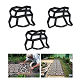HG®, stampo per pietre da lastrico per marciapiedi e pavimentazioni a ciottoli