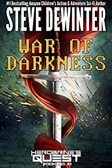War of Darkness (Herobrine's Quest Book 10) by [DeWinter, Steve]