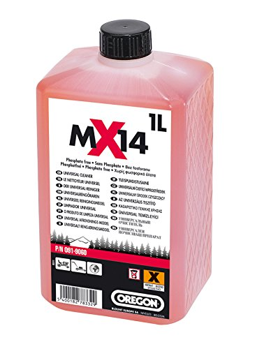 Oregon MX-14 Werkstattreiniger, Flüssigreiniger, biologisch abbaubar, O91-9060