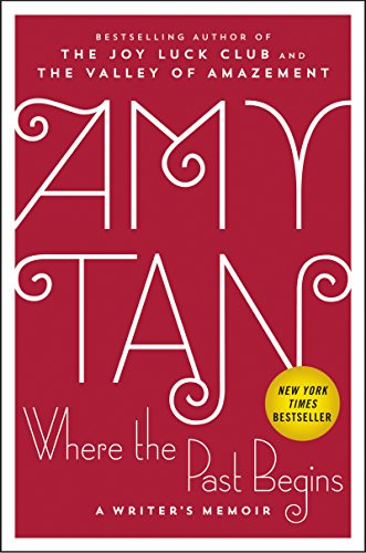 Where the Past Begins: A Writer's Memoir por Amy Tan