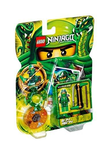 Imagen 5 de LEGO Ninjago 9574 - Lloyd ZX