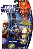 Aayla Secura with Flight Gear CW14 Star Wars The Clone Wars von Hasbro