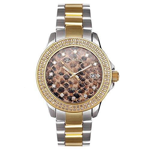 Joe Rodeo con orologio da donna - oro ZIBRA 1,25 ctw