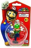 Nintendo 78125 Luigi Super Mario Vinyl Figur 4