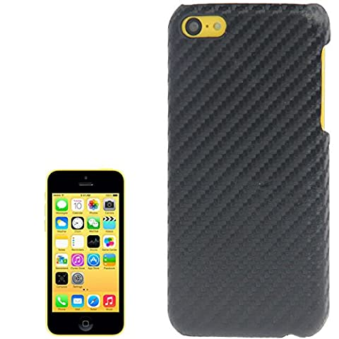 iPhone 5C Premium Hülle / Case / Cover in schwarz