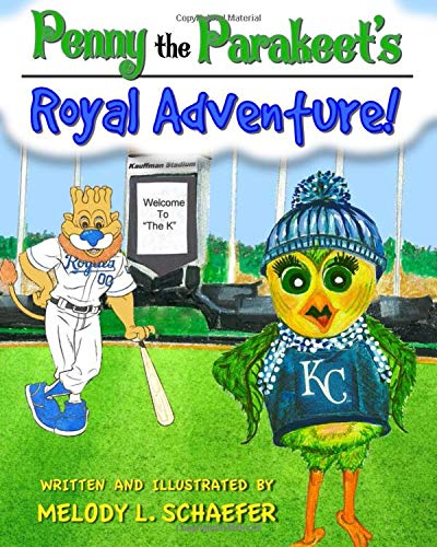 Kansas City Royals Kauffman Stadium (Penny the Parakeet's Royal Adventure)