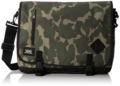 Vans VXVXE20 - Bolso bandolera (42 x 15,5 x 57 cm), diseño de camuflaje