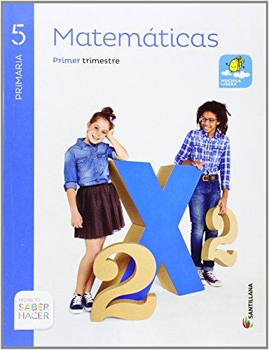 Matemáticas : 5 primaria : saber hacer por Varios autores