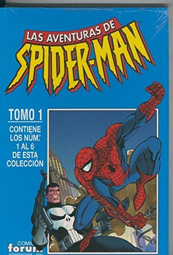 Las aventuras de Spiderman retapado 01 al 06