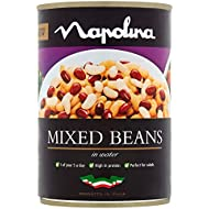 NAPOLINA Mixed Beans in Water, 400 g