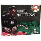 Juego - Double Texas/Poker Green Layout, 180 x 140 cm (ITA Toys JU00606)