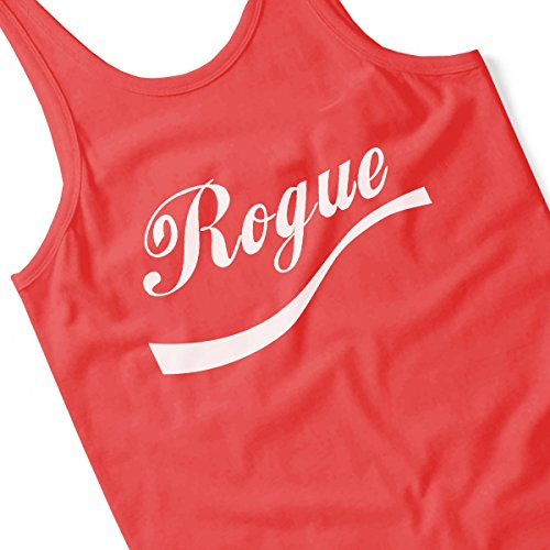 Star Wars Rogue One Rogue Cola Logo Men's Vest Red