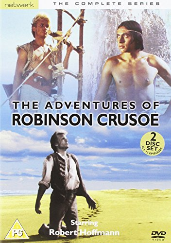 Bild von The Adventures of Robinson Crusoe [2 DVDs] [UK Import]