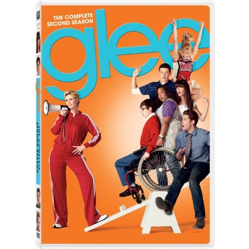 Glee: Fox Series - The Complete Season 2 [Volume 1 2] Including DVD Exclusive Special Features Glee Music Jukebox & Glee at Comic-con 2010 (7 Disc Box Set) [DVD]