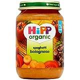 Hipp biologique Spaghetti Bolognese 7mois + (190g) -