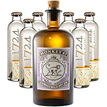Monkey 47 & 1724 Tonic Water Set