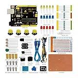 KEYESTUDIO Basic Einsteiger Kit für Arduino Starter kit, Raspberry Pi mit...