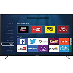 """40"""" LED Smart TV Full HD 1080p Freeview HD Media Player / Record and Wifi"""
