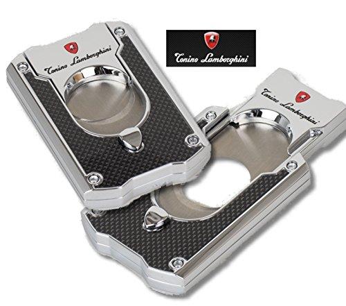 Carbon Cutter (Tonino Lamborghini Cigarren-Cutter le Mans Carbon)