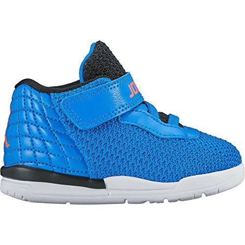 Nike 844706-415, Zapatos de Primeros Pasos para Bebés, Azul Blue Spark/Total Crimson/Black/White...