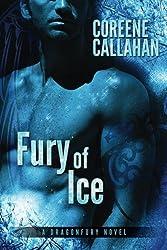 Fury of Ice (Dragonfury Series) by Coreene Callahan (2012-06-05)