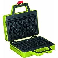 Bodum Bistro Macchina Automatica per Waffel, con Rivestimento Antiaderente, Verde Lime, 11547-565EURO
